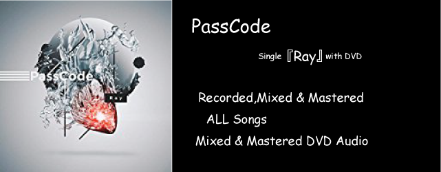 PassCode Ray with DVD