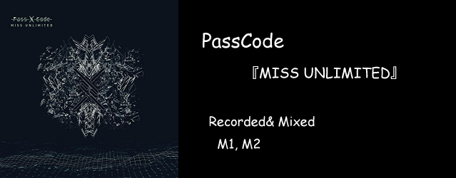 PassCode MISS UNLIMITED